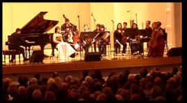 Professional Orchestral performance - Concert Hall