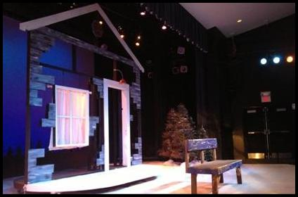 Stage Lighting And Theatrical